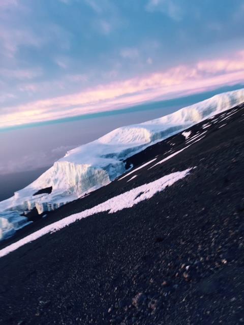 20 summit Mount Kilimanjaro to free sex slaves