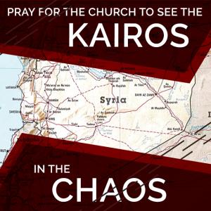 (Graphic courtesy E3 Partners' Syrian Prayer Circle via Facebook)