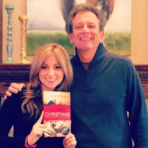 Tom Doyle with E3 Partners, author of the book Killing Christians. Get your copy at our website. (Photo: Facebook)