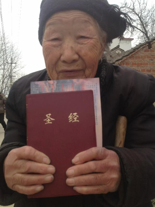 A chance meeting changes two worlds in China