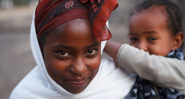 Literacy Program in Ethiopia helps women