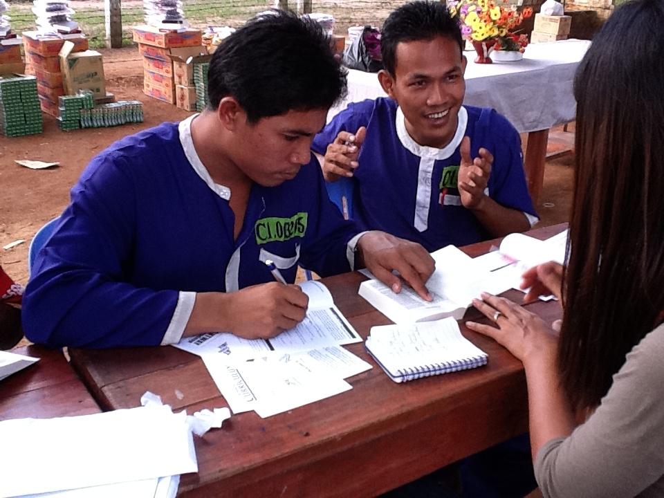 New Khmer translation opens new doors for the Gospel