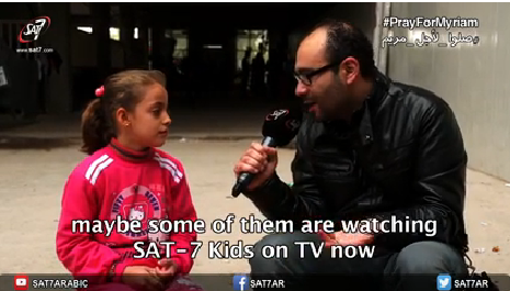 Iraqi child forgives ISIS