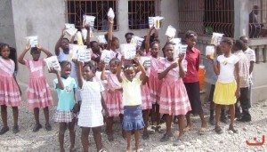 (Photo Courtesy of For Haiti with Love)