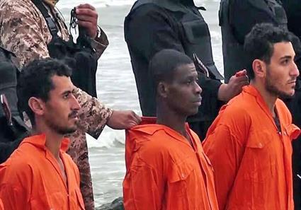 Chadian among Coptic Christians killed