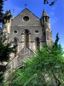 Gothic Crimean Church, Mariai Church. Photo courtesy of Maria Kilise via Flikr ( https://flic.kr/p/8grrJm)