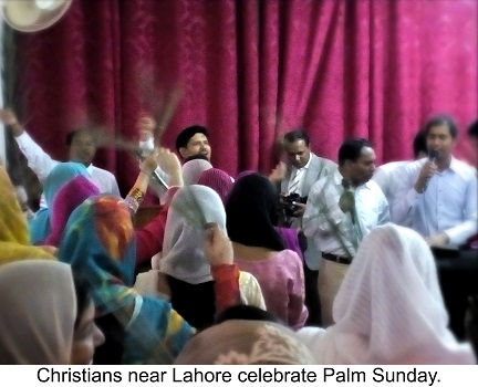 Christians in Pakistan remain brave in the face of persecution