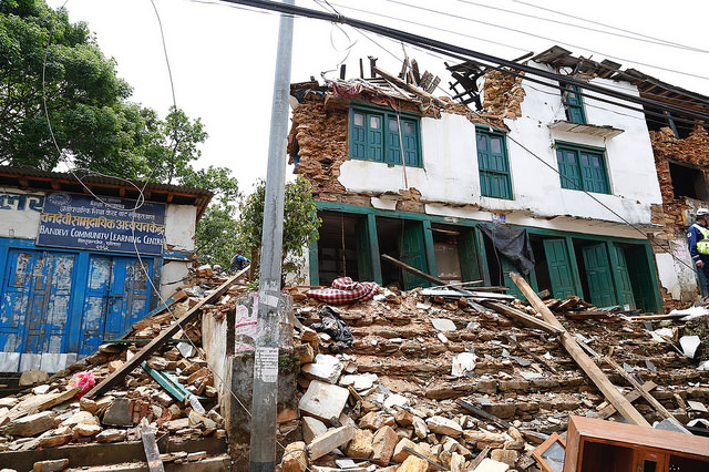 Fear debilitates Nepal earthquake victims