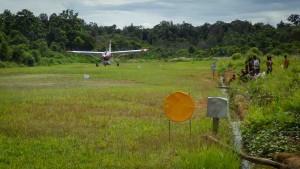 MAF_air strip in a field