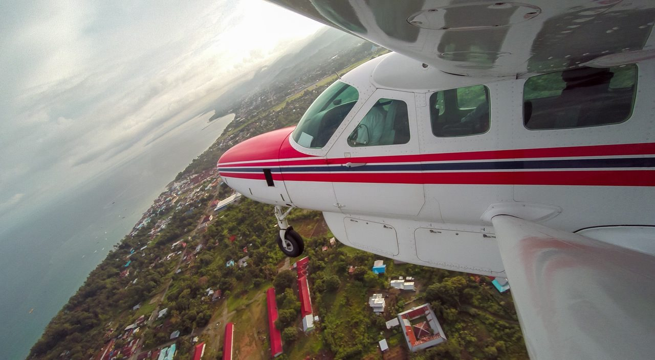 When mission aviation and tragedy collide