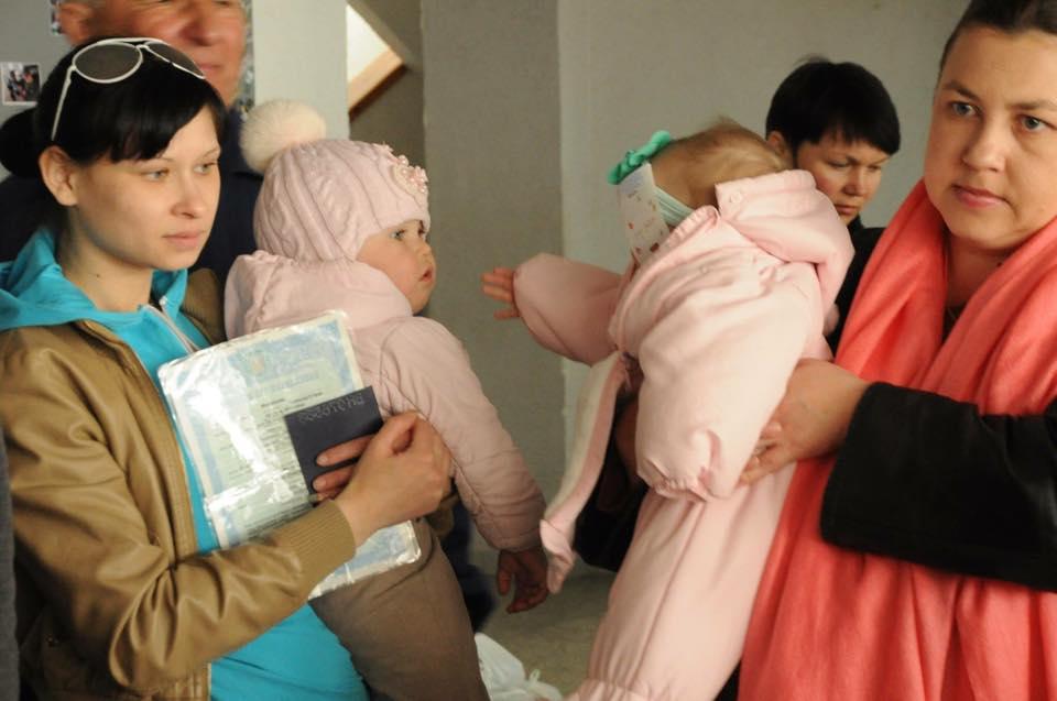 Ukrainian evangelicals ready for ministry