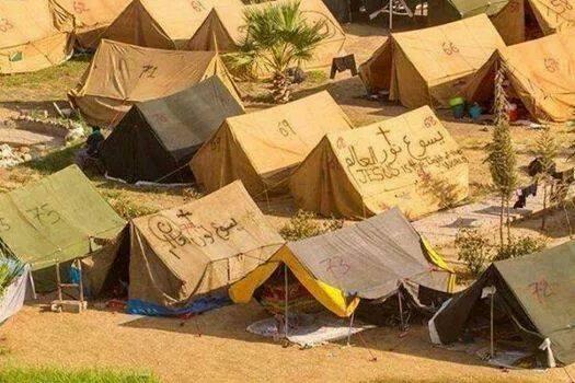 Iraqi refugees finding Christ