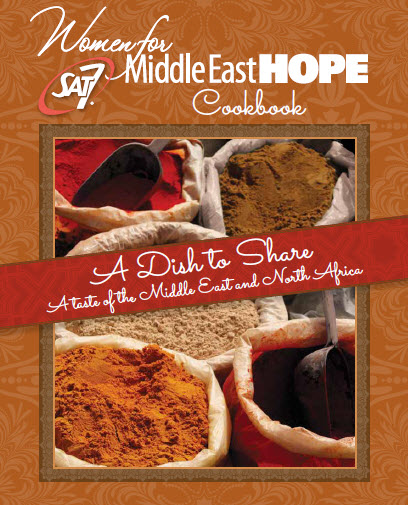 Cookbook connects your kitchen with the Middle East