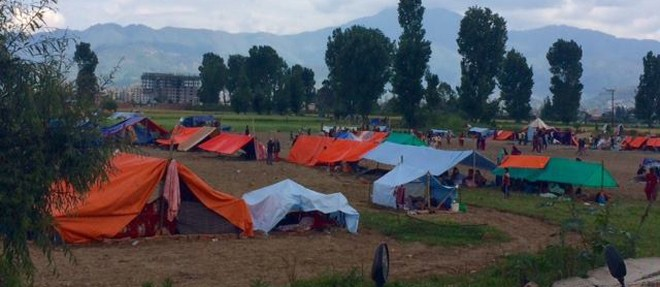 Nepal death toll expected to double as rural damage rolls in