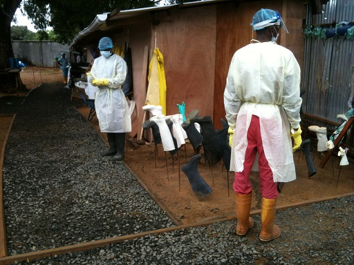 Finding hope beyond Ebola