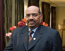 (Photo Omar Hassan al-Bashir courtesy Wikipedia)