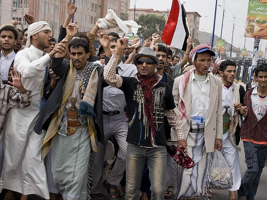 Yemen struggling under extremist domination, food shortages