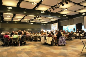 Mission India's 2015 Banquet of Praise (Photo cred: MNN/Katey Hearth)