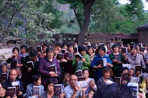 Photo by Bibles for China