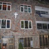 Agape Church was established in Samsun in spite of the country's hostility toward Christians by both secular Turkish nationalists and hardline Islamists.  (Photo courtesy of Christian Aid Mission)