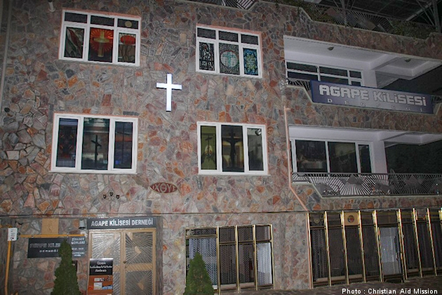 Public church services lend Turkish Christians credibility