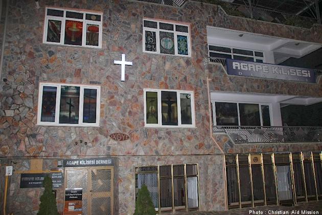 Public church services lend Turkish Christians credibility