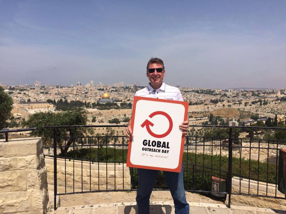 Global Outreach Day is Saturday