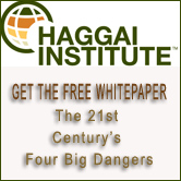 Haggai Institute's 4 Big Dangers