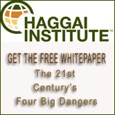 Haggai Institute's 4 Big Dangers