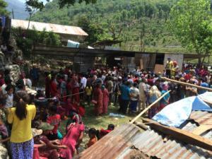 Earthquake death toll rises