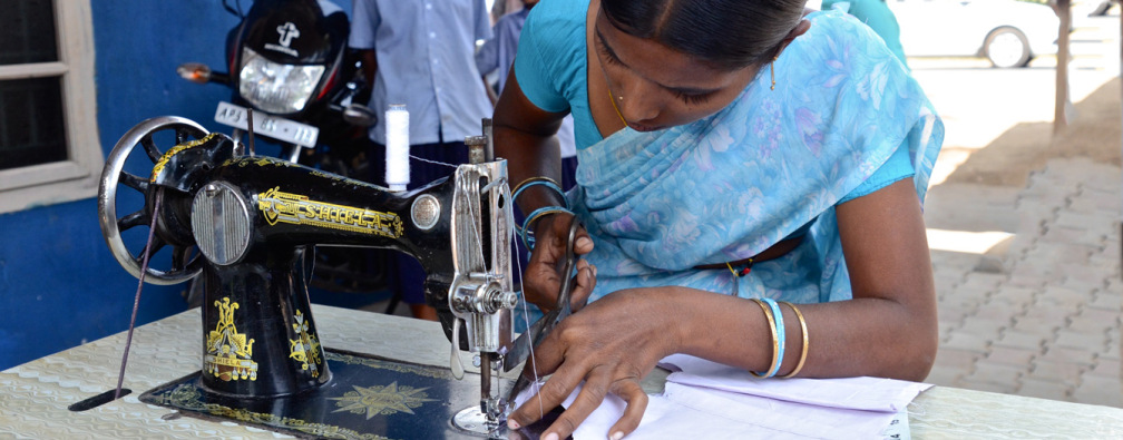 Tailoring program gives women income, hope