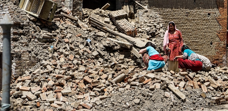 Humanitarian aid planned for hard-to-reach areas in Nepal