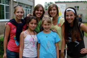 SOAR International Ministries has their first ever intern joining them this summer in Russia (Photo courtesy of SOAR).
