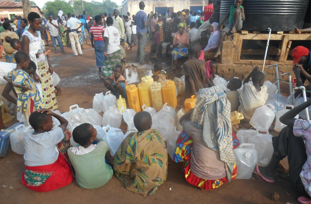 Violence consuming Burundi