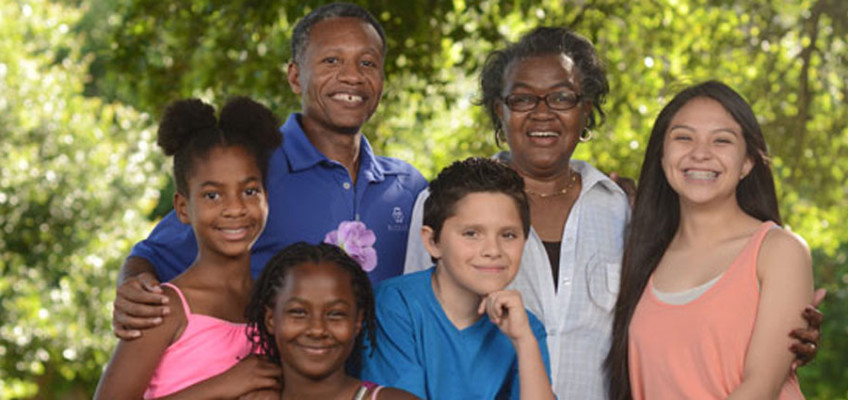 Celebrating National Foster Care Month