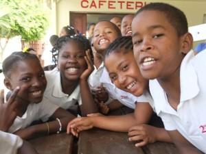 School Kids (Photo courtesy of Peter Everett)