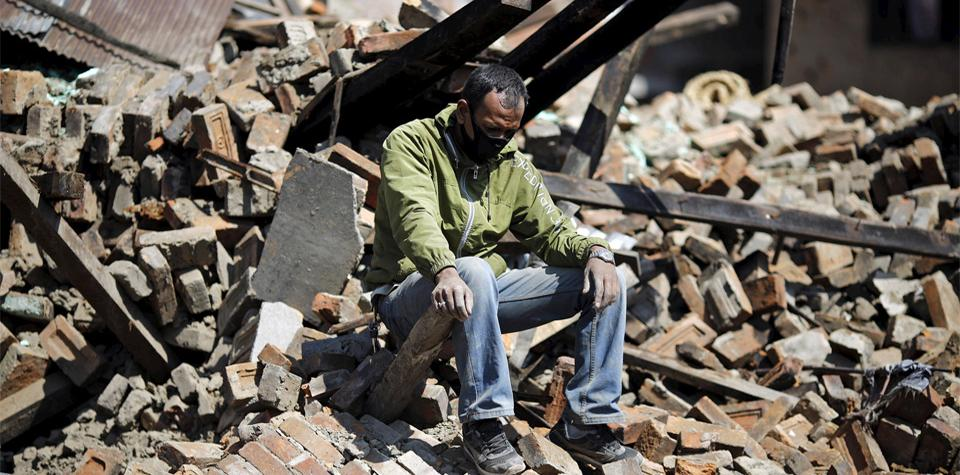 World Renew brings relief to Nepal earthquake survivors