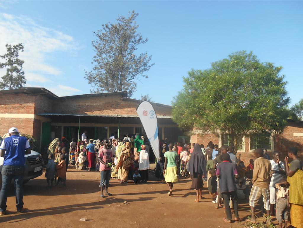 Burundi crisis prompts refugee wave