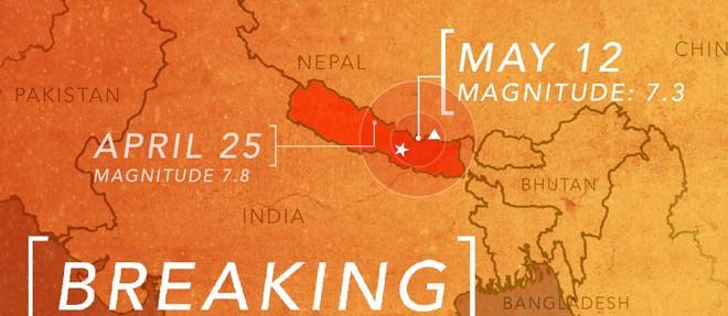Second Nepal earthquake brings back nightmarish memories