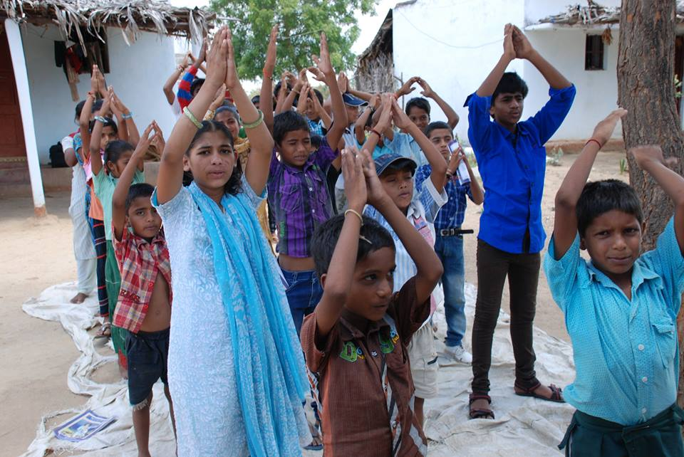 Children's Bible Clubs in India help transform communities