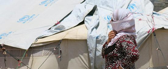 Summer Survival Kit helps refugees