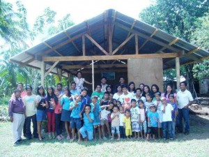 One of the 15 Filipino ministries helped by Christian Aid Mission.  (Photo courtesy Christian Aid Mission)