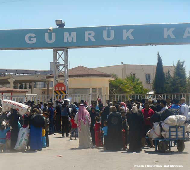 Kobane threat underscores human crisis