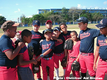 Cuba: policy, baseball, and religious freedom