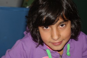 This child from Romania is a part of Orphan's Heart's new child sponsorship program in Romania.