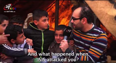 War robs children of schooling