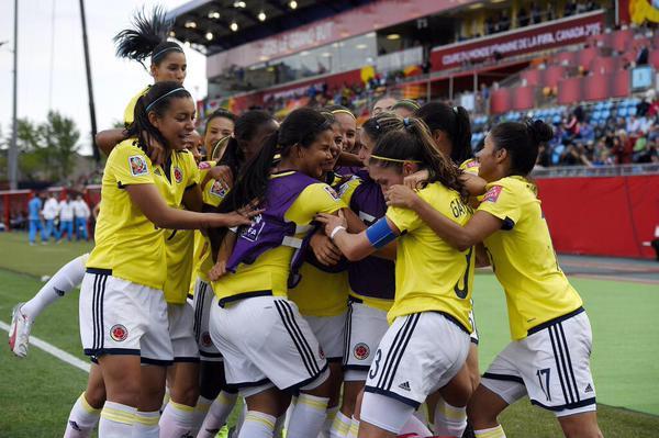 Twitter_Colombia women soccer