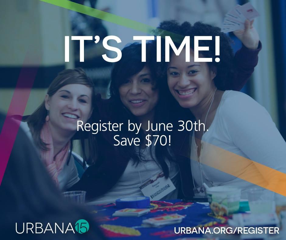 Clock ticks down for Urbana 15