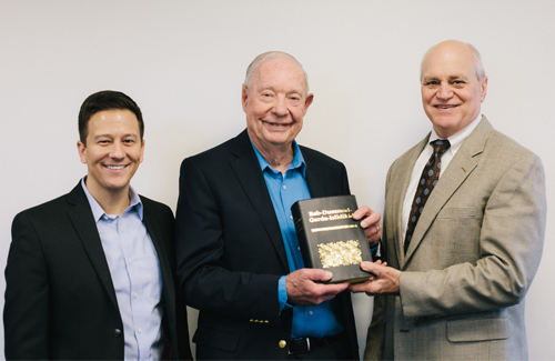 Cooperation speeds Bible translation