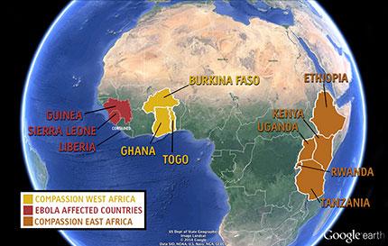 Ebola outbreak fading away